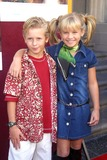 Jenna Boyd Photo - Cayden Boyd and Jenna Boyd Tuck Everlasting - Premiere El Capitan Theater Hollywood CA October 5 2002 Photo by Nina PrommerGlobe Photos Inc 2002