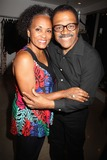 Nicole Miller Photo - Natasha Mccreas Evolution of a Love Addict Book Launch Cocktail Party Hosted by Chrystee Pharris Nicole Miller Store West Hollywood CA 10222014 Shirley Jordan and Ted Lange Clinton H WallaceGlobe Photos Inc