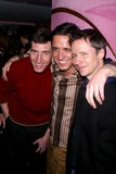 Paul Rudnick Photo - Sd0127 Release Party For Why the Long Face Craig Chesters Autobiography the Flamingo Roomnew York City Photojohn BarrettGlobe Photos Inc 2003 Paul Rudnick Craig Chester and John Cameron Mitchell
