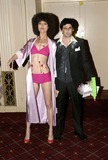 Aaron Ward Photo - October 2006 - New York NY USA -Shalom Harlow and Aaron Ward Arrives at Bette Midlers New York Restoration Projects (Nyrp) Hulaween at Waldorf Astoria Hotel Photo Credit Anthony G MooreGlobe Photos