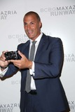 Nigel Barker Photo - Bcbgmaxazria Spring 2015 Runway Show Celebrities Backstage Lincoln Center Theatre NYC September 4 2014 Photos by Sonia Moskowitz Globe Photos Inc 2014 Nigel Barker