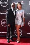 Amanza Smith Photo - Taye Diggs Amanza Smith Brown Attend Espys 2014 on 16th July 2014 at Nokia Theatre LA Live Los Angeles Causa Photo TleopoldGlobephotos