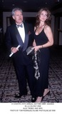 Alex Trebek Photo -  25th Annual Daytime Emmy Awards in LA 05091998 Alex Trebek and Wife Photo by Tom RodriguezGlobe Photosinc