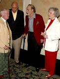Howard Morris Photo - Sd05162003 Pacific Pioneer Broadcasters (Ppb) Luncheon Honoring Carl Reiner Sportsmans Lodge Studio Cityca(051603) Photo by Milan RybaGlobe Photosinc 2003 Howard Morriscarl Reinersid Caesarnanette Fabray