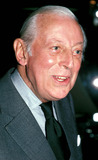 Alistair Cooke Photo - Alistair Cooke Photo ByGlobe Photos Inc 1984 Alistaircookeretro