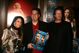 Alexandra Silk Photo - BOOK RELEASE PARTY IS HELD FOR MICHAEL GRECCOS NAKED AMBITION AN R-RATED LOOK AT AN X-RATED INDUSTRY AT RIZZOLI  BOOK STOREWEST 67TH STREET      11-27-2007PHOTOS BY RICK MACKLER RANGEFINDER-GLOBE PHOTOS INC2007ALEXANDRA SILK MICHAEL GRECCO AND LUC WYLDERK55713RM