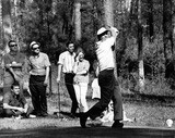 Arnold Palmer Photo - Arnold Palmer at Masters 1964photo by Morgan fitz-globe Photos Inc