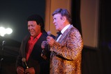 Cousin Brucie Photo - Chubby Checkerbruce Morrow at Cousin Brucies 2nd Annual Palisades Park Union at State Fair Meadowland East Rutherford New Jersey 6-22-2014 John BarrettGlobe Photos