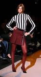 Anne Klein Photo - Runway Model K28941jbb Sd0211 2003 Fall Fashion Week Anne Klein Fall Fashion Show in New York City Photo Byjohn BarrettGlobe Photos Inc