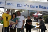 John Tesh Photo - I14520CHW Celebrities Support Thirst For Life And Join The 2009 Juvenile Diabetes Research Foundations Walk To Cure Diabetes   Dodger Stadium Los Angeles CA  110809JOHN TESH AND CONNIE SELLECCA POSING WITH DORIAN GREGORY Photo Clinton H Wallace-Photomundo-Globe Photos Inc 2009