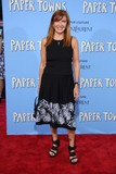 Nicole Miller Photo - Nicole Miller attends the New York Premiere of Paper Towns the Amc Loews Lincoln Square NYC July 21 2015 Photos by Sonia Moskowitz Globe Photos Inc