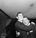 Danny Thomas Photo - Andy Griffith and Danny Thomas Photo by Globe Pohtos