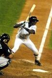 Alfonso Soriano Photo - Game 6 of the 2003 World Series New York Yankees Vs the Florida Marlins Yankee Stadium 161st Street the Bronx New York 10252003 Photo John Barrett  Globe Photos Inc 2003 Alfonso Soriano
