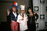 Alice Waters Photo - Hulaween-bette Midlers NY Restoration Project Honors Chef Alice Waters at Benefit Gala the Waldorf Astoria Hotel NYC October 31 2008 Photo by Barry Talesnick-ipol-Globe Photos Kathy Griffin Bette Midler and Gloria Estefan