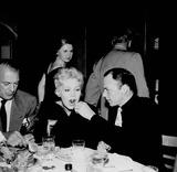 Gary Cooper Photo - Frank Sinatra with Gary Cooper and Kim Novak Photo by Nate Cutler-Globe Photos Inc
