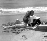 Virginia Mayo Photo - Virginia Mayo with Her Husband Mike Oshea 14552 Photo by Phil Roach-ipol-Globe Photos Inc