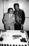 Lionel Hampton Photo - Lionel Hampton_bill Cosby Photo by Adam Scull Globe Photosinc
