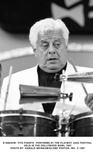 Tito Puente Photo -  Tito Puente Performs at the Playboy Jazz Festival Held in the Hollywood Bowl 1997 Photo by Harald WeinkumGlobe Photos Inc