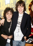 Alex Wolff Photo - Licensing Intl Expo at Javits Convention Center W34st Date 06-19-07 Photos by John Barrett-Globe Photosinc Alex and Nat Wolff of the Naked Brothers Band