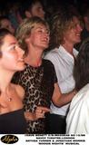 Anthea Turner Photo - 1098 Savoy Theatrelondon Anthea Turner  Jonathan Morris Boogie Nights Musical