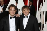 Ellar Coltrane Photo - Actor Ellar Coltrane (L) and Director Richard Linklater Attend the 87th Academy Awards Oscars at Dolby Theatre in Los Angeles USA on 22 February 2015 Photo Alec Michael