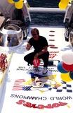Chuck Norris Photo - Speed Boat Racing Chuck Norris Photo Michael Ferguson  Globe Photos Inc 1990 Chucknorrisretro