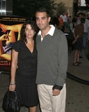 Annabella Sciorra Photo - August 2007 - New York NY USA - Annabella Sciorra and Bobby Cannavale attends Premiere Screening of John Turturros Romance  Cigarettes Movie at the Clearview Chelsea West Cinema Photo by Anthony G Moore-Globe Photos 2007