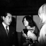 Toshiro Mifune Photo - Toshiro Mifune_milko Taka Photo by Nate Cutler Globe Photosinc