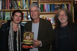 Anthony Bourdain Photo - Acclaimed Chef Writer and Television Personality Anthony Bourdain and Joel Rose (Kill the Poor) Return For the Follow-up to Their 1 New York Times Bestseller Get Jiro Paul Pope  Anthony Bourdain  Joel Rose