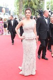 Aishwarya Rai-Bachchan Photo - Indian Actress Aishwarya Rai Bachchan Arrives at Palais Des Festivals During the Opening of the 64th International Film Festival in Cannes France on 11 May 2011 photo Alec michael-globe Photos Inc