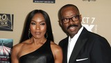 Courtney B Vance Photo - Angela Bassett Courtney B Vance attending the Los Angeles Premiere Screening of Fxs American Horror Story Hotel Held at the Regal Cinemas LA Live in Los Angeles California on October 3 2015 Photo by David Longendyke-Globe Photos Inc