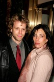 Adam Pascal Photo - the Black Tie and Bling Opening Night of Broadwyas New Play Dirty Rotten Scoundrels the Imperial Theatre New York City 03-03-2005 Photo Rick Mackler-rangefinders-Globe Photos Inc 2005 Adam Pascal and His Wife