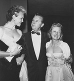 Gracie Allen Photo - June Allyson with Dick Powell and Mrs Johnny Green at romanoffs For the George Burns and Gracie Allen partysupplied by Globe Photos Inc