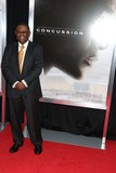 Bennet Omalu Photo - Bennet Omalu (Will Smith Plays Him in the Movie) Screening Ofconcussion at Amc Loews Lincoln Square 12-16-2015 John BarrettGlobe Photos