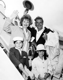 Desi Arnaz Photo - Lucille Ball and Desi Arnaz with Children Desi Jr and Lucie Supplied by SmpGlobe Photos Inc