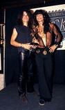 Aerosmith Photo - Steven Tyler and Joe Perry(aerosmith) Int Rock Awards Photo Kelly Jordan  Globe Photos Inc
