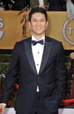 Harry Shum Jr Photo - Harry Shum Jr attending the 19th Annual Screen Actors Guild Awards Arrivals Held at the Shrine Auditorium in Los Angeles California on January 26 2013 Photo by D Long- Globe Photos Inc
