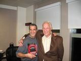 Jerry Heller Photo - Guests on the Joey Reynolds Show New York 09-18-2006 Photo by Mark Kasner-Globe Photos Joey Reynolds and Jerry Heller