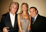 Brian Quintana Photo - - Exclusive a Tribute to Christopher  Dana Reeve - Cocktail Reception Beverly Hilton Hotel Beverly Hills CA 09-27-2006 Jon Peters and Mindy Peters with Brian Quintana - Producer Photo Clinton H Wallace-photomundo-Globe Photos Inc