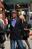 Booker T Photo - Booker T Jones Late Show Ed Sullivan Theater ny 05-09-2012 Photo by - Ken Babolcsay IpolGlobe Photos
