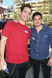 Benny Nieves Photo - 5th Annual Celebrity Blood Drive Hosted by Nicholas Gonzalez and Benny Nieves Childrens Hospital Los Angeles-blood Donation Center Los Angeles CA 12142013 Johnathon Schaech and Nicholas Gonzalez Clinton H WallacephotomundoGlobe Photos Inc