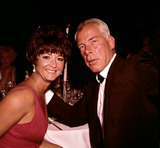 Lee Marvin Photo - Lee and Michelle Marvin Globe Photos Inc