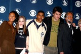 Avril Lavigne Photo - Sd010703 45th Annual Grammy Awards Nominations Announcements at Madison Square Garden NYC Photo by John BarrettGlobe Photosinc 2003 Ashanti Avril Lavigne Nelly John Mayer and Neil Portnow