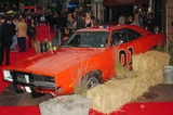 GENERAL LEE Photo - 001557 the Dukes of Hazzard Uk Premiere-vue Leicester Squarelondonuk 08-22-2005 Photo by Henry Davenport-globelinkuk-Globe Photos 2005 General Lee