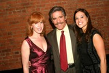Liz Claman Photo - Cocktail Reception to Launch Liz Clamans Book Best Investment Advice I Ever Received at Geraldo Riveras Home in New York City 12-06-2006 Liz Claman with Geraldo Rivera and Erica Rivera Photo by Barry Talesnick-ipol-Globe Photos Inc