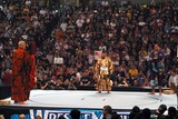 Akebono Photo - Wrestlemania 21 at the Staples Center Los Angeles CA 04-02-05 Photo by Milan RybaGlobe Photosinc2005 Big Show Vs Akebono