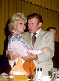 Arthur Godfrey Photo - Eva Gabor with Arthur Godfrey 1978 10566 Photo by Phil Roach-ipol-Globe Photos Inc