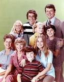 Ann B Davis Photo - The Brady Bunch Robert Reed  Ann B Davis  Florence Henderson Supplied by Globe Photos Inc