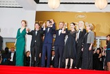 Amira Casar Photo - Thierry Fremaux French Culture Minister Aurelie Filippetti Lea Seydoux Bertrand Bonello Gaspard Ulliel Jeremie Renier Amira Casar Aymeline Valade Cast Saint-laurent Premiere Cannes Film Festival 2014 Cannes France May 17 2014 Roger Harvey