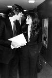 Michael Sarrazin Photo - Jacqueline Bisset and Michael Sarrazin at the Day Into Night Preview 10171973 1970s Phil RoachipolGlobe Photos Inc